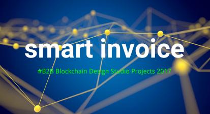 Blockchain e-invoicing